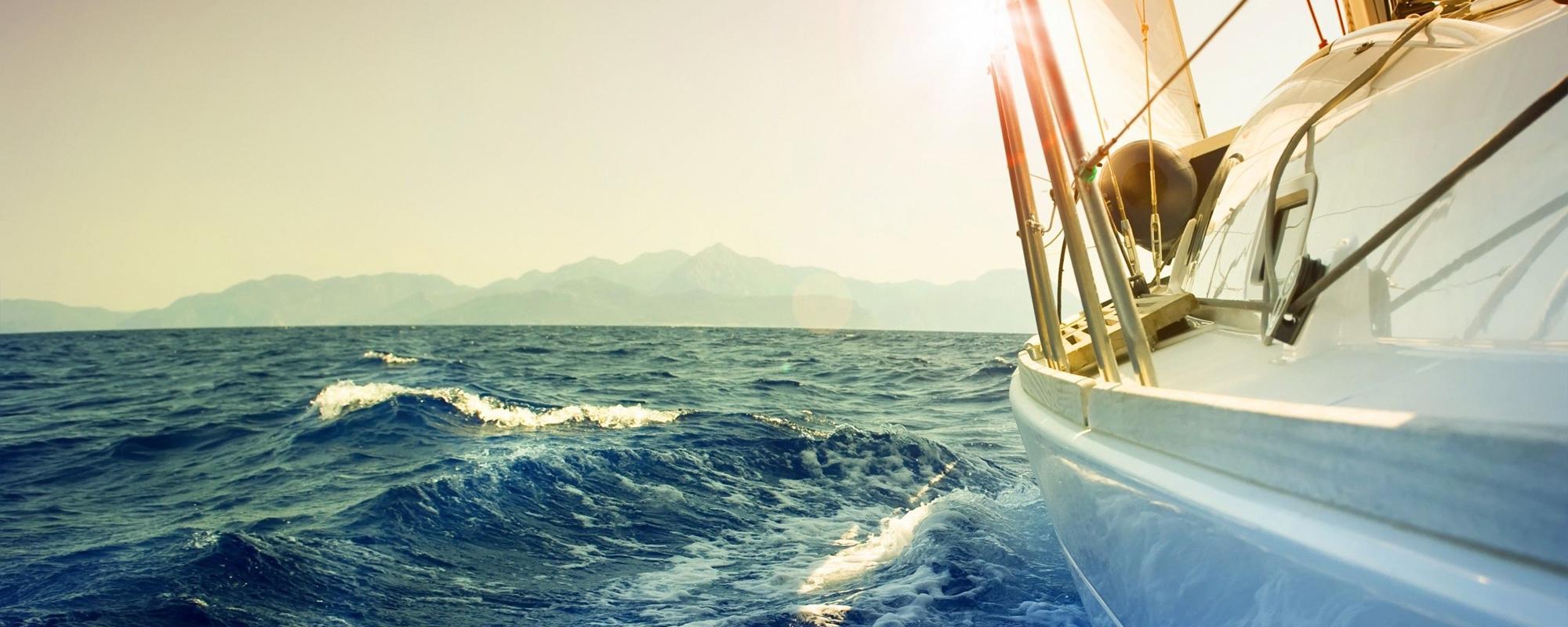 world class yachts sailing